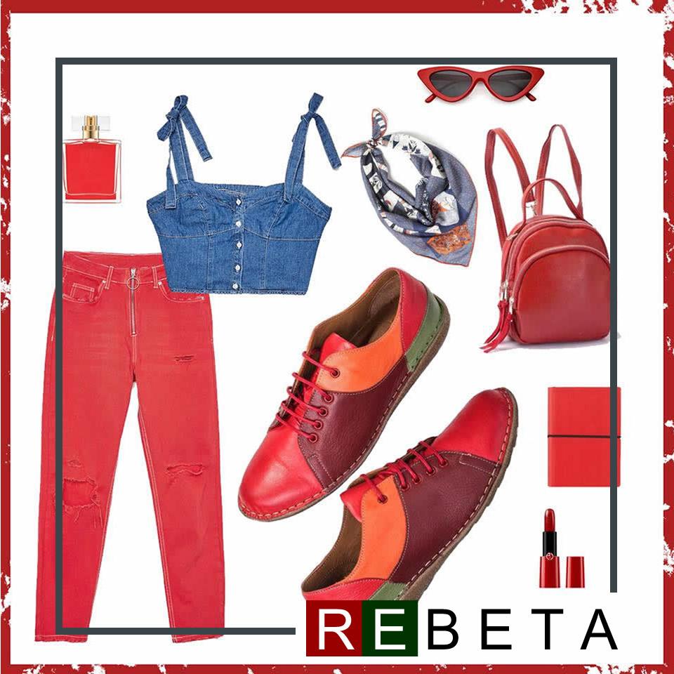 Rebeta Red Sommer